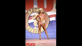 Allison Ethier - Women's Fitness - 2011 Arnold Classic thumbnail