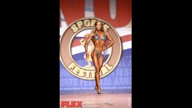 Bethany Wagner - Women's Fitness - 2011 Arnold Classic thumbnail