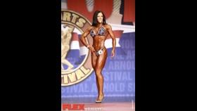 Trish Warren - Women's Fitness - 2011 Arnold Classic thumbnail