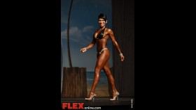 Vanessa Campbell - Womens Bikini - Europa Show of Champions 2011 thumbnail