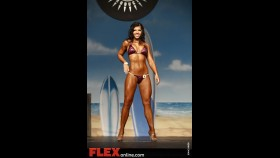 Samantha Morris - Womens Bikini - Europa Show of Champions 2011 thumbnail