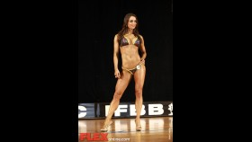 Juliana Daniell - Womens Bikini - Pittsburgh Pro 2011 thumbnail