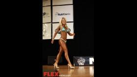 Justine Munro - Womens Bikini - Pittsburgh Pro 2011 thumbnail