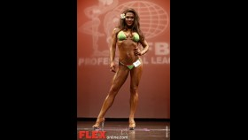 Brandy Leaver - Womens Bikini - New York Pro 2011 thumbnail
