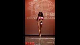 Nicole Coleman - Womens Bikini - New York Pro 2011 thumbnail