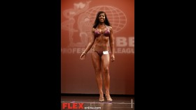 Samantha Morris - Womens Bikini - New York Pro 2011 thumbnail
