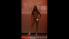 Juliana Daniell - Womens Bikini - New York Pro 2011 thumbnail