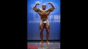 Milton Holloway, Jr. - Mens Open - New York Pro 2011 thumbnail