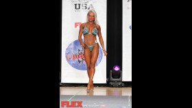Aleisha Hart - Womens Figure - California Pro Figure Championships 2011 thumbnail