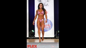 Felicia Romero - Womens Figure - California Pro Figure Championships 2011 thumbnail