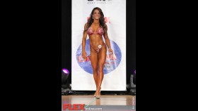 Sabrina Taylor - Womens Figure - California Pro Figure Championships 2011 thumbnail
