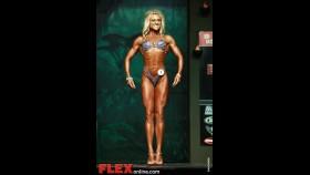 Michelle Bates - Womens Figure - Europa Super Show 2011 thumbnail