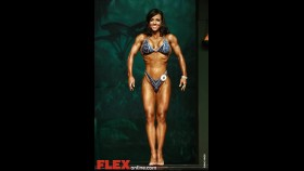 Catherine Holland - Womens Figure - Europa Super Show 2011 thumbnail