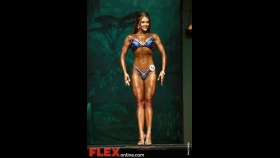 Julie Ann Kulla - Womens Figure - Europa Super Show 2011 thumbnail