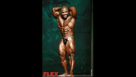 Marvin Ward - Mens 212 - Europa Super Show 2011 thumbnail