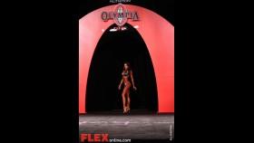 Jaime Baird - Women's Bikini - 2011 Olympia thumbnail