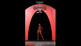 Juliana Daniell - Women's Bikini - 2011 Olympia thumbnail