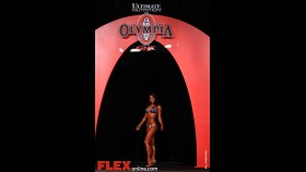 Nathalie Mur - Women's Bikini - 2011 Olympia thumbnail