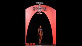 Alison Rosen - Women's Bikini - 2011 Olympia thumbnail