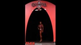 Teresa Anthony - Women's Figure - 2011 Olympia thumbnail