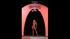 Holly Beck - Women's Figure - 2011 Olympia thumbnail