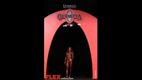 Alicia Harris - Women's Figure - 2011 Olympia thumbnail