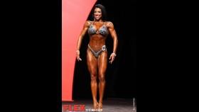 Chelsea Morgenstern - Women's Figure - 2011 Olympia thumbnail