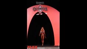Larissa Reis - Women's Figure - 2011 Olympia thumbnail