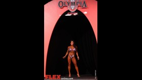 Felicia Romero - Women's Figure - 2011 Olympia thumbnail