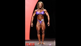 Kim Buck - Women's Open - 2011 Olympia thumbnail