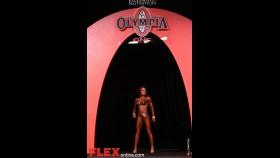 Alea Suarez - Women's Figure - 2011 Olympia thumbnail