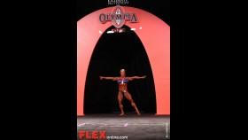 Cathy LeFrancois - Women's Open - 2011 Olympia thumbnail