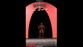Marvin Ward - Men's 212 - 2011 Olympia thumbnail