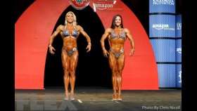 Fitness, Bikini, Physique Competitors Scorch Olympia Stage thumbnail