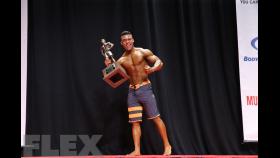 Ahmad DeGuzman - Men's Physique Overall - 2015 USA Championships thumbnail