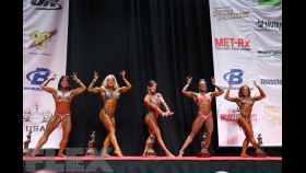 Women's Physique Class A Awards thumbnail