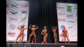 Women's Physique Class D Awards thumbnail