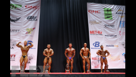 Men's Bodybuilding Bantamweight Awards thumbnail