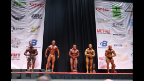 Men's Bodybuilding Lightweight Awards thumbnail