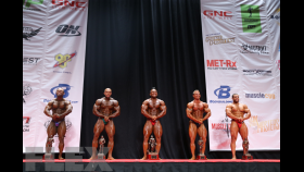 Men's Bodybuilding Welterweight Awards thumbnail