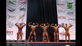 Men's Bodybuilding Middleweight Awards thumbnail