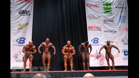 Men's Bodybuilding Light Heavyweight Awards  thumbnail