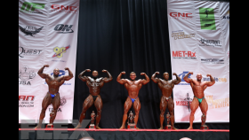 Men's Bodybuilding Heavyweight Awards thumbnail