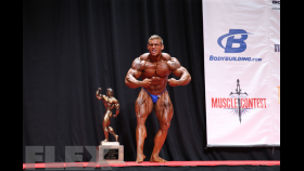 Cody Montgomery - Men's Bodybuilding Overall - 2015 NPC USA Championships thumbnail