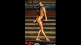 Jayla McDemott - IFBB Europa Supershow Dallas 2013 - Women's Physique thumbnail