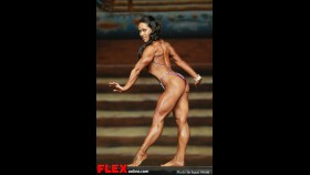 Akane Nigro Ismeal - IFBB Europa Supershow Dallas 2013 - Women's Physique thumbnail