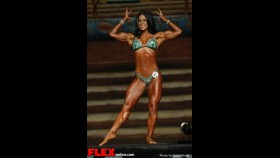 Antonia Perdikakis - IFBB Europa Supershow Dallas 2013 - Women's Physique thumbnail