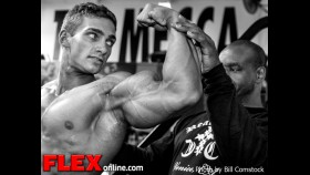 Teen Phenom Cody Montgomery Cranks Out a Back Workout thumbnail
