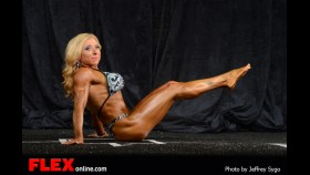 Moira McCormack - Women's Physique A +35 - 2013 North American Championships thumbnail