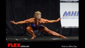 Maria Mikola - Women's Physique B +45 - 2013 North American Championships thumbnail